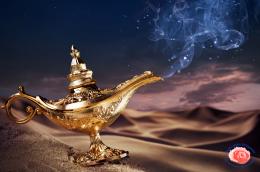 1 Genie Lamp_Small